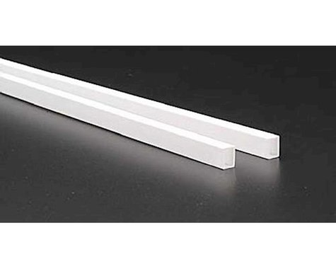 Evergreen Scale Models Rect Tubing .250 x .375 (2)