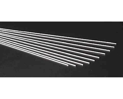 Evergreen Scale Models HO Strip 4 x 4 (10)