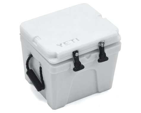 Exclusive RC Yeti 35 Gal Cooler (White)