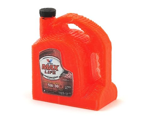 Exclusive RC 1 Gallon Oil Jug (Valvoline)
