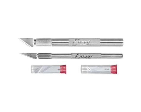 Excel K1 & K2 Hobby Knife Set w/10 Blades