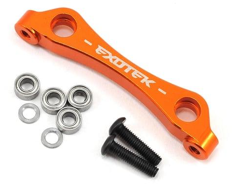 Exotek D413 Aluminum Steering Rack (Orange)