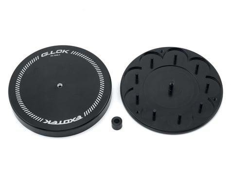 Exotek G.LOK Gear Locker Pinion & Spur Gear Case w/Parts Tray (Black)