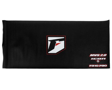 Fantom Team Pit Mat (Black) (61x122cm)