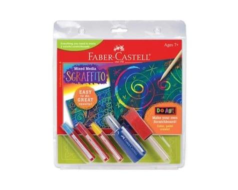 Faber-Castell Children's Do Art Sgraffito Set