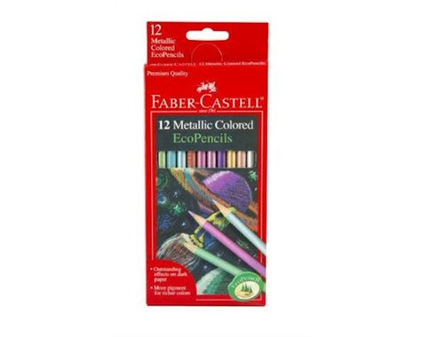 Faber-Castell Faber Castell Metallic Colored EcoPencils (9120412)