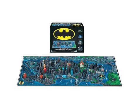 4D Cityscape 4D Batman Gotham City