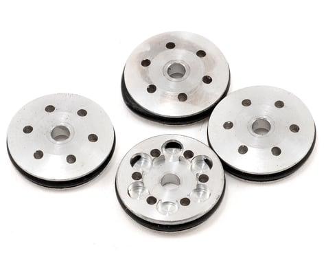 Fioroni 15mm Ergal Dual Action 6 Hole Shock Piston Set (4)