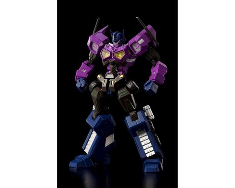 Flame Toys Shattered Glass Optimus Prime