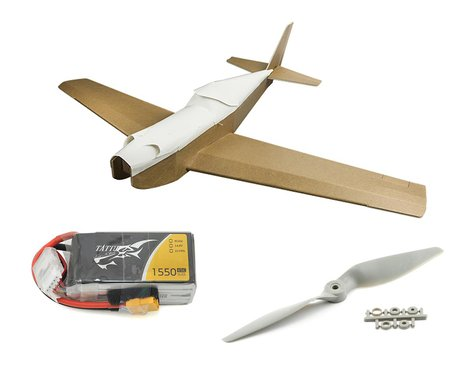 Flite Test Racer SpeedFest Electric Airplane Bundle (1016mm)