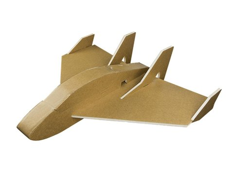 Flite Test Mighty Mini Pun Electric Jet Airplane Kit (368mm)