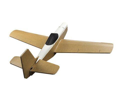 Flite Test Mighty Mini Mustang Electric Airplane Kit (622mm)