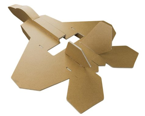 Flite Test Mighty Mini F-22 Raptor Electric Airplane Kit (508mm)
