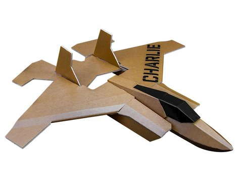 Flite Test Charlie Electric Airplane Kit (736mm)