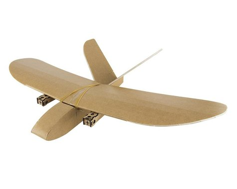 Flite Test Twin Sparrow Electric Airplane Kit (723mm)