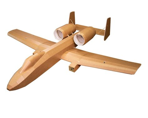 Flite Test A-10 Warthog Electric Airplane Kit (1537mm)