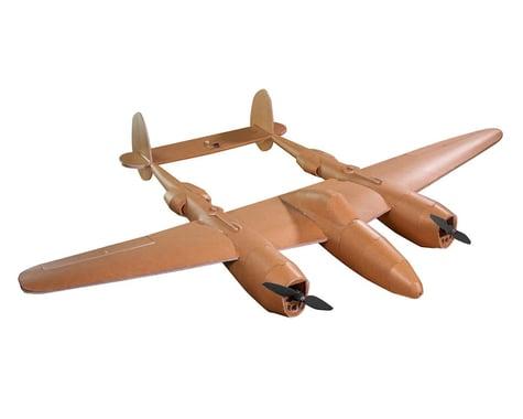Flite Test P-38 Lightning Master Series Electric Airplane Kit (1460mm)
