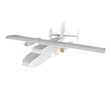 "Flite Test Guinea Pig ""Maker Foam"" Electric Airplane Kit (1473mm)"