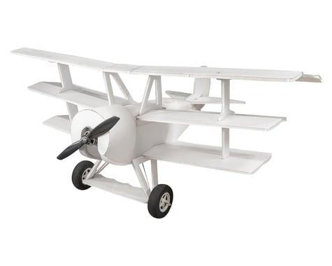 "Flite Test DR1 Triplane ""Maker Foam"" Electric Airplane Kit (736mm)"