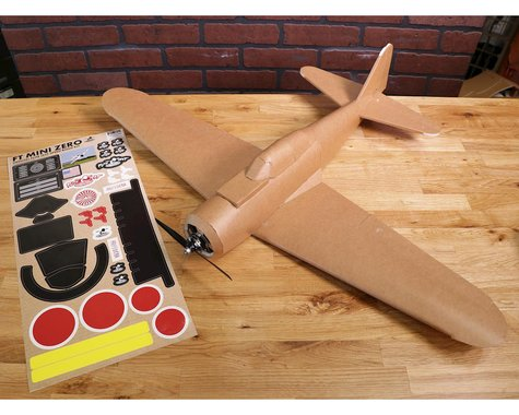 Flite Test Mighty Mini Zero Electric Airplane Kit (762mm)