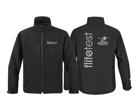 Flite Test Stormtech Throwback Softshell Jacket (S)