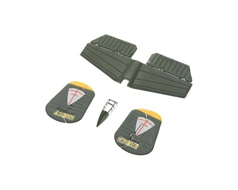 Flyzone Tail Surface Parts Set: Micro B-25