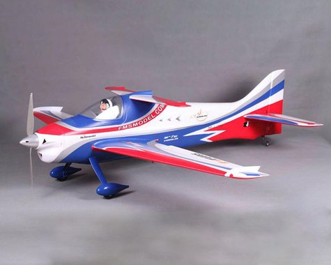 FMS F3A Olympus Plug-N-Play Electric Airplane (1400mm)