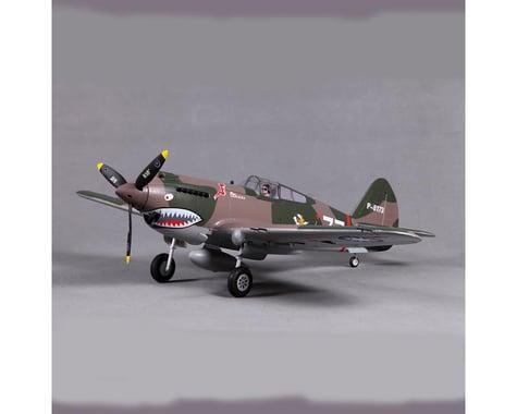FMS P-40B Warbird Plug-N-Play Electric Airplane (Flying Tiger) (980mm)