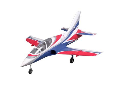 FMS Avanti 70mm Plug-N-Play Electric Ducted Fan Jet Airplane (Blue) (900mm)