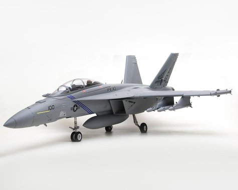 FMS F-18F 70mm Plug-N-Play Electric Ducted Fan Jet Airplane (875mm)