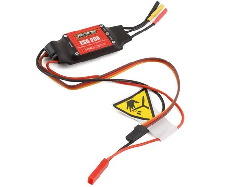 FMS 20-Amp Brushless ESC