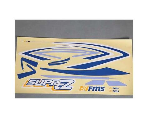 FMS Decal Sheet: Super EZ 1220mm