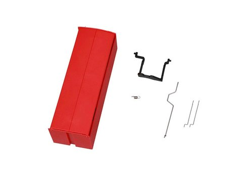 FMS Front Cover: T28 V4 1400mm, Red