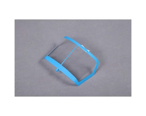 FMS Windshield, Blue: Stagger 1100mm