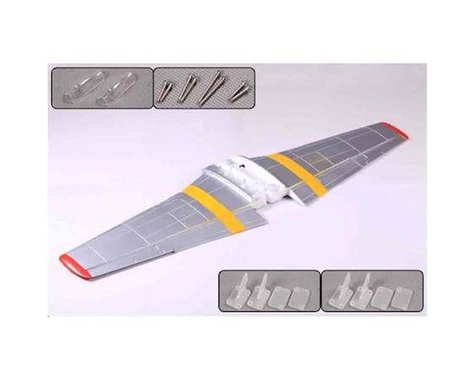 FMS Wing: P51D Red Tail 1400mm