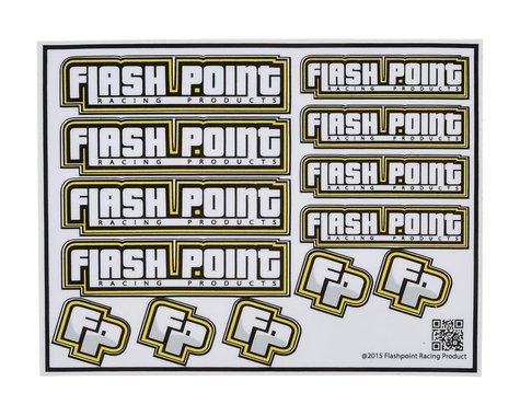 Flash Point Decal Sheet
