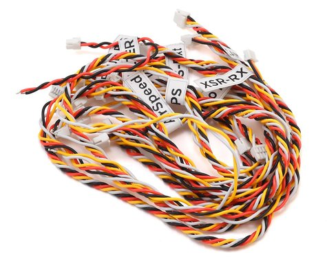 Furious FPV Wire Pack for F-35 Flight Controller