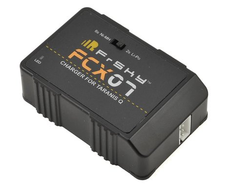 FrSky Taranis Q X7 Li/NiMH Dual Mode Battery Charger