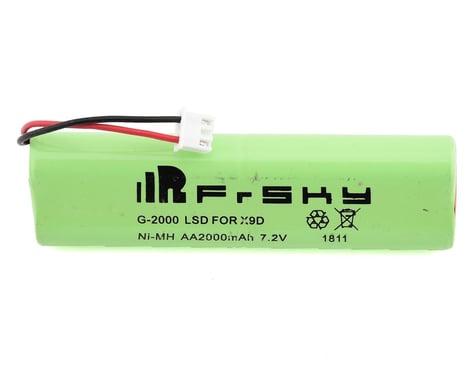 FrSky XD9 NiMH Transmitter Battery (7.2V/2000mAh)