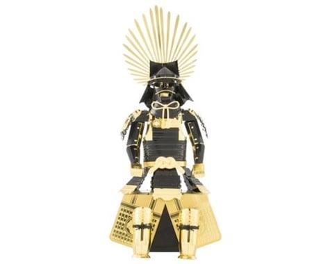 Fascinations 106 : Metal Earth Japanese Toyotomi Armor 3D Metal Model Kit