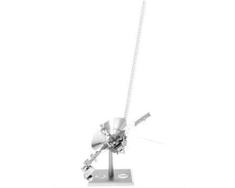 Fascinations Metal Earth Voyager Spacecraft 3D Metal Model Kit
