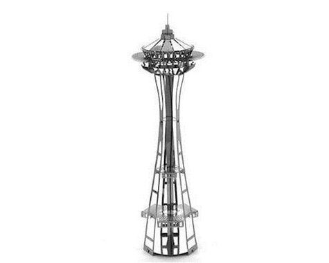 Fascinations Metal Marvels: Space Needle (Seattle)