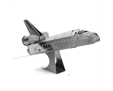 Fascinations MMS015 MetalEarth 3D Laser Cut Model - Space Shuttle Atlantis