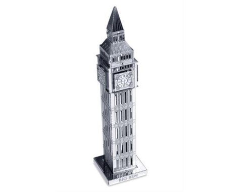 Fascinations  Metal Earth: Big Ben Tower