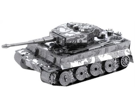 Fascinations Metal Earth Tiger 1 Tank