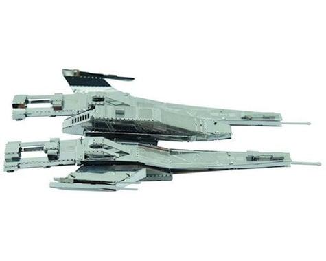 Fascinations MMS310 Metal Earth Mass Effect SX3 Alliance Fighter 3D Laser-Cut Model