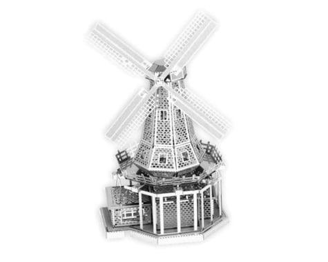 Fascinations MMS038 Metal Works 3D Laser Cut Model - Windmill