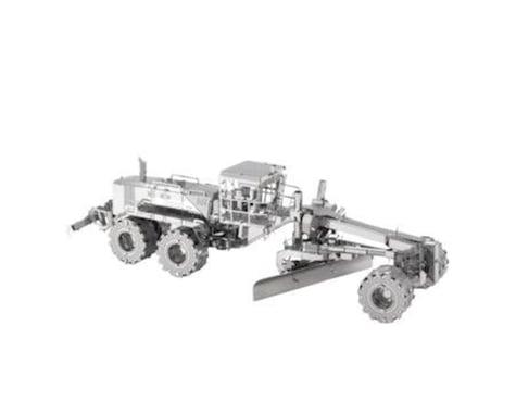 Fascinations Metal Earth CAT Motor Grader 3D Metal Model Kit