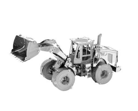 Fascinations Metal Earth CAT Wheel Loader 3D Metal Model Kit