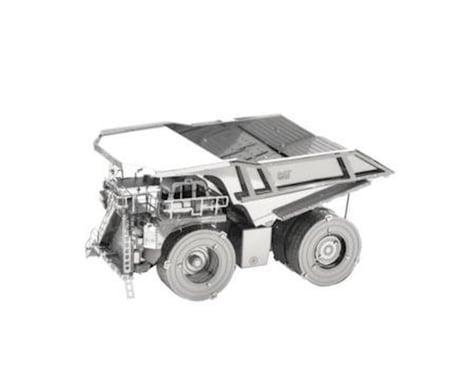 Fascinations Metal Earth CAT Mining Truck 3D Metal Model Kit